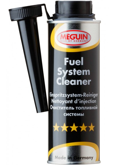 Meguin Fuel System Cleaner, 250мл
