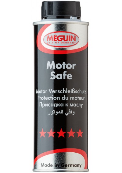 Meguin Motor Safe, 250мл
