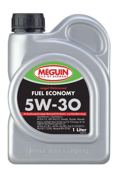 Meguin Fuel Economy 5W-30, 1л.