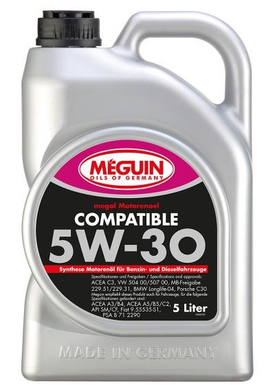Meguin Compatible 5W-30, 5л.