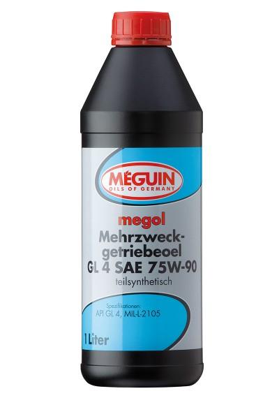 Meguin megol Mehrzweckgetriebeoel GL 4 75W-90, 1л.