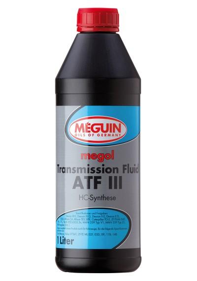 Meguin megol transmission-fluid ATF III, 1л.